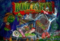 Gummy Body Parts - Gummy Halloween Candy