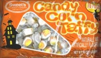 Candy Corn  Salt Water Taffy