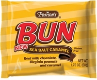 Caramel Bun Candy Bar