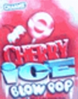 Charms Cherry Ice Blow Pop