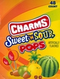 Charms Sweet and Sour Pops