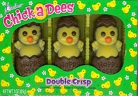Chick A Dees Chocolate Chicks Easter Candy