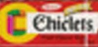 Chiclets Nostalgic Fruit Gum - 1 Pack