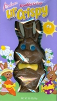 Chocolate Easter Bunny  Double Crisp