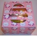 Chocolate Easter Candy Gift Box