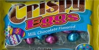 Chocolate Eggs - Double Crisp
