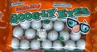 Chocolate  Eyeballs Candy