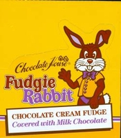 Chocolate Fudgie Rabbits