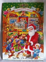 Christmas Candy Filled  Advent Calender