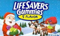 Christmas Lifesavers Gummies