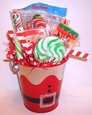 Christmas Lollipop Bouquet