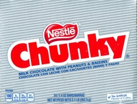 Chunky Candy Bar