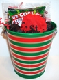 Coal Candy Basket