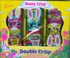 Double Crisp Chocolate Bunny