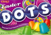 Easter Dots  Candy