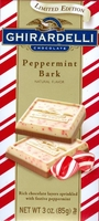 Ghirardelli Peppermint Bark Bar