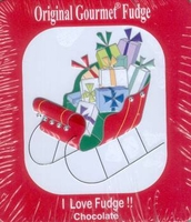 Gourmet Chocolate Fudge - Great Stocking Stuffer