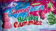 Gummy Sweet Tarts - Wonka Christmas Candy