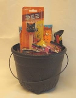 Halloween Candy Gift Basket