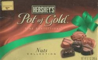 Hershey's Pot Of Gold Nut Collection