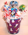 Holiday Themed Lollipop Bouquet - Penguins