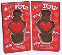 I Love You Valentine Chocolate Candy