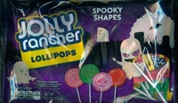 Jolly Rancher Spooky Shapes  Halloween Suckers