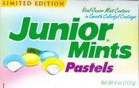 Junior Mints Pastels