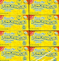 Lemonhead Candy