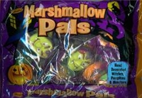 Marshmallow Pals Halloween Candy