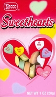 Necco Conversation Hearts