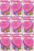 Necco Conversation Hearts  Boxes