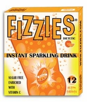 Orange Fizzies