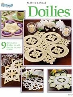 Plastic Canvas Doilies Pattern