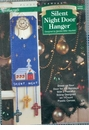 Plastic Canvas Silent Night Door Hanger Kit