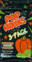 Pumpkin Patch Orange Pop Rocks