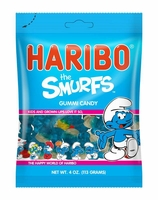 Smurfs Gummy Candy