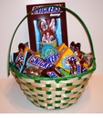 Snickers Easter Basket