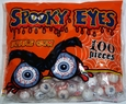 Spooky Eyes Bubble Gum Eyeballs