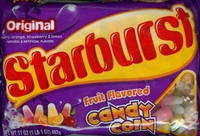 Starburst Fruit Flavored Candy Corn : 17 oz