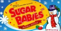 Sugar Babies Holiday Edition Christmas Candy