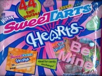 Sweet Tart Hearts Packs
