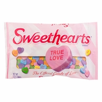 Sweethearts Tiny Conversation Hearts - Necco