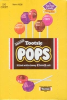 Tootsie Pop Suckers