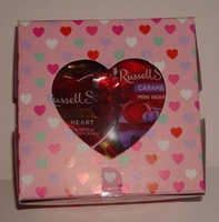 Valentine Chocolate Candy Gift Box