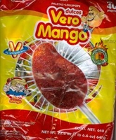 Vero Mango Mexican Suckers