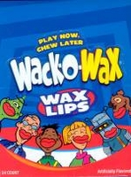 Wax Lips Candy