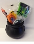 Witchs Cauldron Filled With Candy