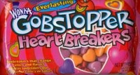 Wonka Gobstopper Heart Breakers