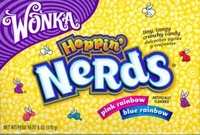 Wonka Hoppin Nerds Easter Candy